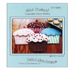 Hot Cakes Cupcake Oven Mitts