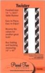 Twister - Tiny 55 Pieced Tree Patterns