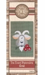 The Wooden Bear Quilt Designs: Goat Patternlet