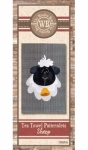 The Wooden Bear Quilt Designs: Sheep Patternlet