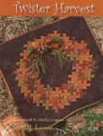 Twister Harvest Pattern by Becky Cogan