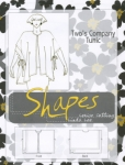 Clearance - Shapes - Twos Company Tunic
