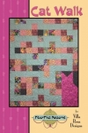 Cat Walk Quilt Pattern - Villa Rosa Designs