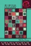 Alassio Quilt Pattern - Villa Rosa Designs