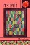 Festivity Quilt Pattern - Villa Rosa Designs