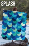 Splash Pattern by Jaybird Quilts