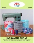 Fat Quarter Pop-Up Pattern