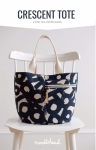 Crescent Tote Pattern by Noodlehead