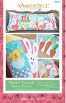 Hoppy Easter Bench Pillow Pattern by KimberBell Designs KD191