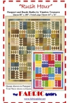 Rush Hour Quilt Pattern by Karen Schindler