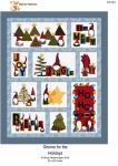 Gnome for the Holidays Quilt Pattern by Sindy Rodenmayer