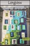 Longview Quilt Pattern by Karla Alexander