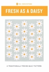 Fresh As A Daisy Quilt Pattern by Pen & Paper