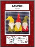 Gnomies Pattern by Quilt Doodle Designs