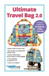Ultimate Travel Bag 2.0 Pattern by Annie