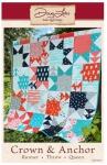 Crown & Anchor Quilt Pattern by Doug Leko Antler Quilt Design