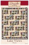 Lake Views Quilt Pattern by Doug Leko Antler Quilt Design