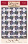 Splendor Quilt Pattern by Doug Leko Antler Quilt Design