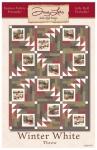 Winter White Quilt Pattern by Doug Leko Antler Quilt Design