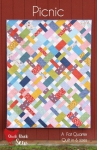 Picnic Quilt Pattern by Cluck Cluck Sew