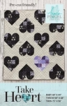 Take Heart Quilt Pattern- Revised Edition 2 by Angela Pingel