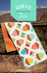 Acorn Love Table Runner Pattern by Lori Holt of Bee in my Bonnet