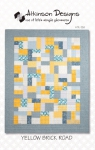 Atkinson Designs: Yellow Brick Road Quilt Pattern