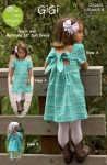 GiGi Dress Pattern by Olive Ann Designs