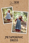 Metamorphic Dress Pattern by Sew Liberated