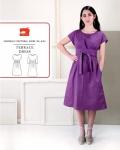 Terrace Dress Pattern by Liesl + Co