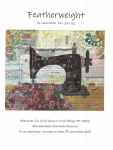 Featherweight The Sewing Machine Collage Pattern by Laura Heine