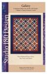 Galaxy Quilt Pattern by Deb Tucker Studio 180 Design