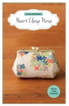 Heart Clasp Purse Kit with Pattern by Zakka Workshop