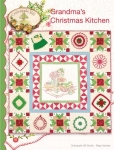Grandma's Christmas Kitchen Wallhanging Pattern by CrabApple Hill