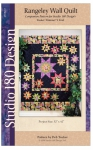 Rangeley Wallhanging Pattern by Deb Tucker Studio 180 Design