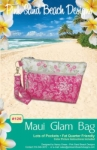 Pink Sand Beach Designs: Maui Glam Bag