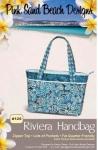 Pink Sand Beach Designs: Riviera Handbag