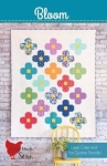 Bloom Quilt Pattern by Cluck Cluck Sew
