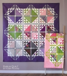 Emilia Quilt Pattern by Robin Pickens