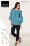 Raglan Top  by Indygo Junction