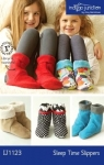 Sleep Time Slippers by Indygo Junction