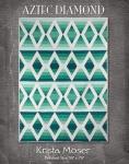 Aztec Diamond Quilt Pattern by Krista Moser