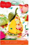 Heather Bailey Sewing Patterns: Fresh Picked Pincushion Pattern
