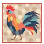 The Rooster by Violet Craft