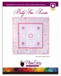 Clearance - BabyStar Sweetie Quilt Pattern by Plum Easy Patterns