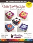 Folded Star Pin Cushion by Plum Easy Patterns