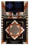 Convex Illusions Quilt Pattern by Quilt Art