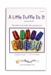 A Little Duffle Do It by Karen West