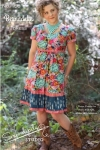 Bernadette Dress Pattern by Serendipity Studio