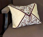 Cut Loose Press - Double Flap Pillow Pattern